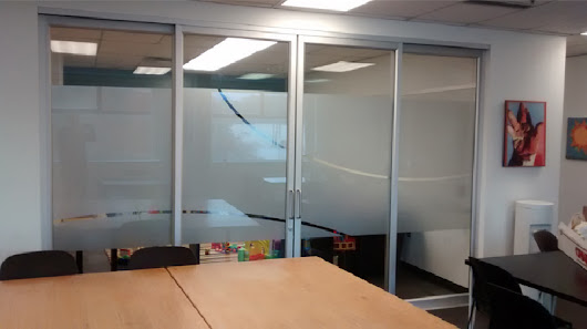 Office Privacy Film: Privacy, Security, Productivity & Aesthetics