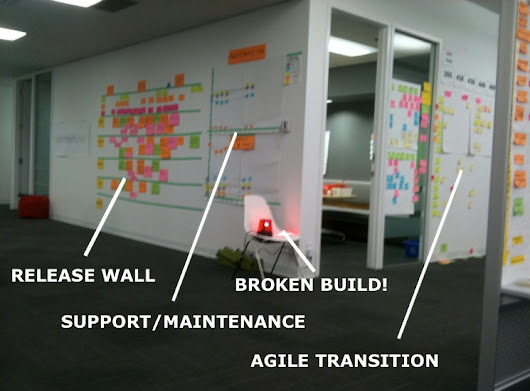 Managing Multi Team Releases without a Big Agile Framework