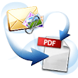 Convert Mail to PDF with Attachments