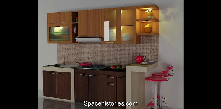 Dekorasi Foto Desain Dapur Sederhana Terbaru