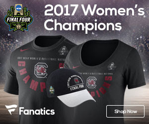 South Carolina Gamecocks 2017 Women's Basketball Champions