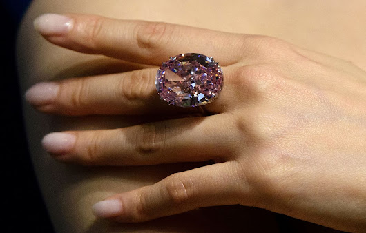 Sotheby's Sells Record $71 Million Diamond to Chow Tai Fook