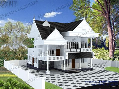 traditional homes kerala model home plans