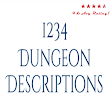 1234 Dungeon Ambiance Descriptions