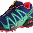 Salomon Women's Speedcross 3 Trail Best Running Shoe.