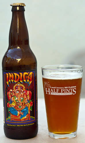 Review: Indica India Pale Ale (Lost Coast Brewing) by Cody La Bière