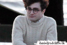 Kill Your Darlings, 10th May: Filming in the middle of the Hudson