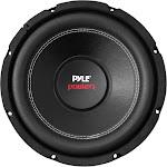 Pyle PLPW10D Power Series Dual-Voice-Coil 4ohm Subwoofer (10, 1,000 Watts)