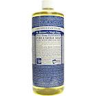 Dr. Bronner's Pure-Castile Soap, Peppermint - 32 fl oz bottle