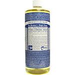 Dr Bronners Soap, Pure-Castile, 18-in-1, Hemp Peppermint - 32 fl oz