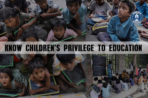 Know Children's Privilege To Education - Parents Assembly