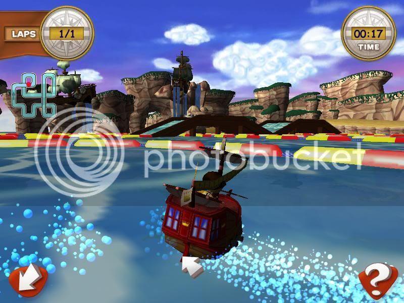 Shipwreck Lagoon - Single Player 1