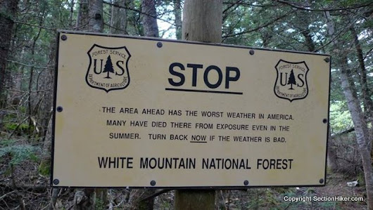 Why are the White Mountains So Tough?