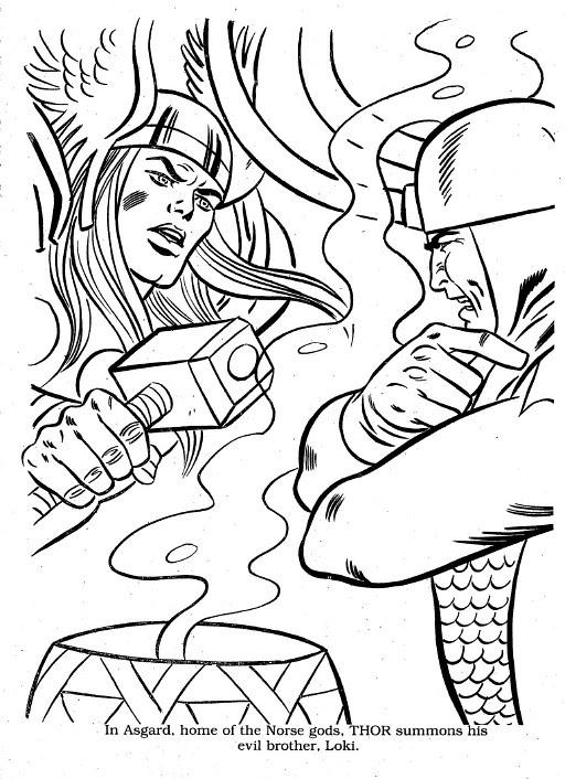 Jon's Random Acts of Geekery: CBT: Marvel Super Heroes ...