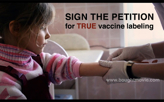 Demand Clear Vaccine Labeling!