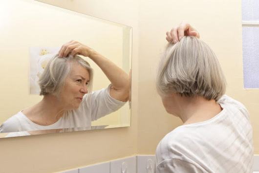 How To Effectively Tackle Hair Loss and Graying Hair