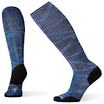 Smartwool Men's Compression on The Move Print OTC Socks