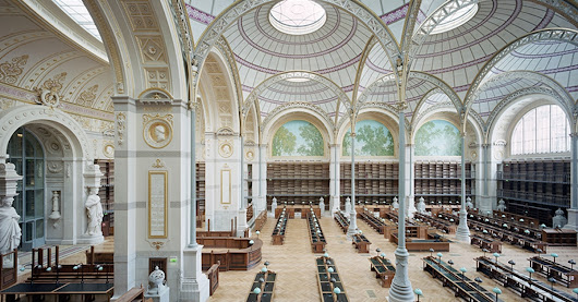 France's Beautiful National Library Reopens After a Decade of Renovations