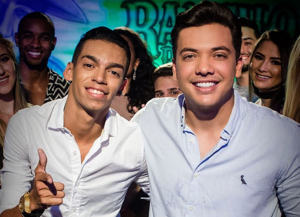 Puxe Boyzinho Conheça Devinho Novaes O Pupilo De Wesley Safadão