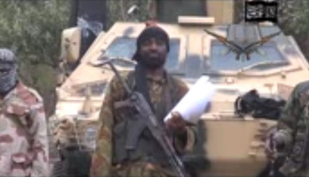meninas sequestradas nigéria boko haram