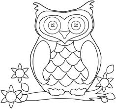 coloring owls on pinterest  owl coloring pages coloring pages and owl illustration