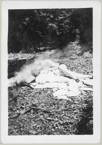Campfire Romance