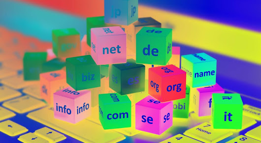 30+ New Top Level Domains for Designers and Developers | Webdesigner Depot
