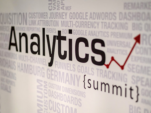 Analytics Summit 2016 - die Google Analytics Konferenz