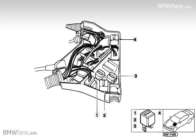 Bmw E46 Touring Stromlaufplan