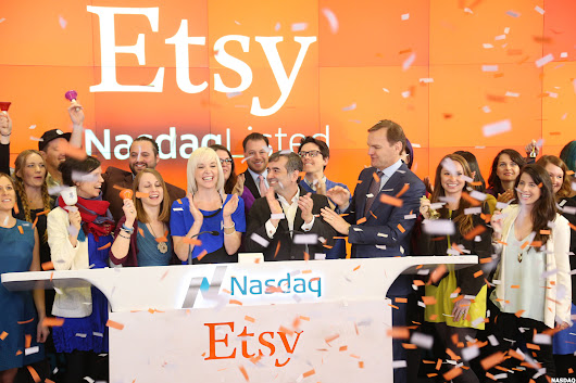 Etsy Shares Soar as Big Investors Push for Sale - TheStreet