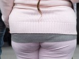 British girls under the age of 20 top a league table of 22 nations in Western Europe, with 29.2 per cent being overweight and obese