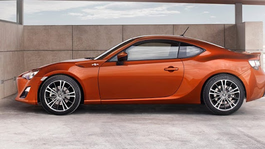 The Scion FR-S Will Be Called The Toyota FR-S Instead Of Something Crazier