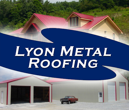 Metal Roofing Supply in Knoxville TN & Spartanburg SC | Lyon Metal Roofing