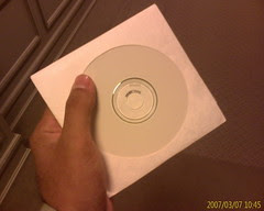 Bad CD, Bad!