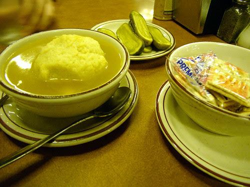 canter's matzo ball soup