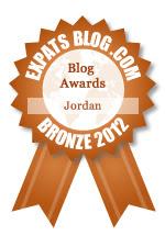 Expat blogs in Jordan