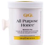 GiGi All Purpose Honee Microwave Wax - Size : 8 oz