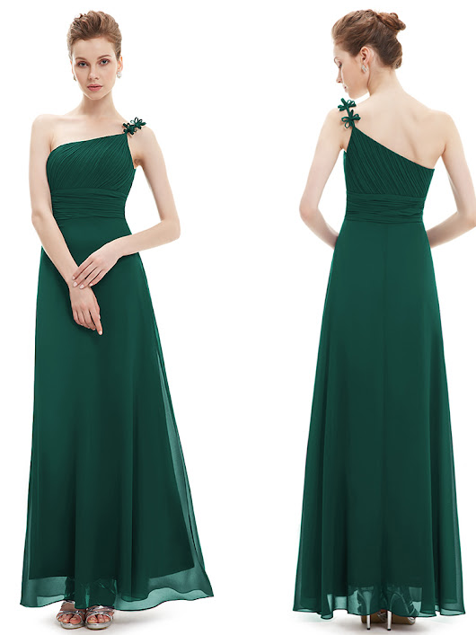 Giselle Dress (Emerald)