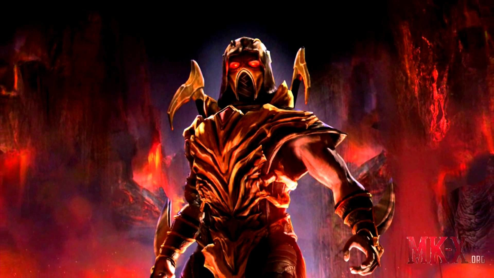Scorpion Mortal Kombat Wallpaper Veterinaria Online