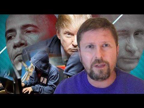 Шарий: Хакеры, Путин, дипломаты
