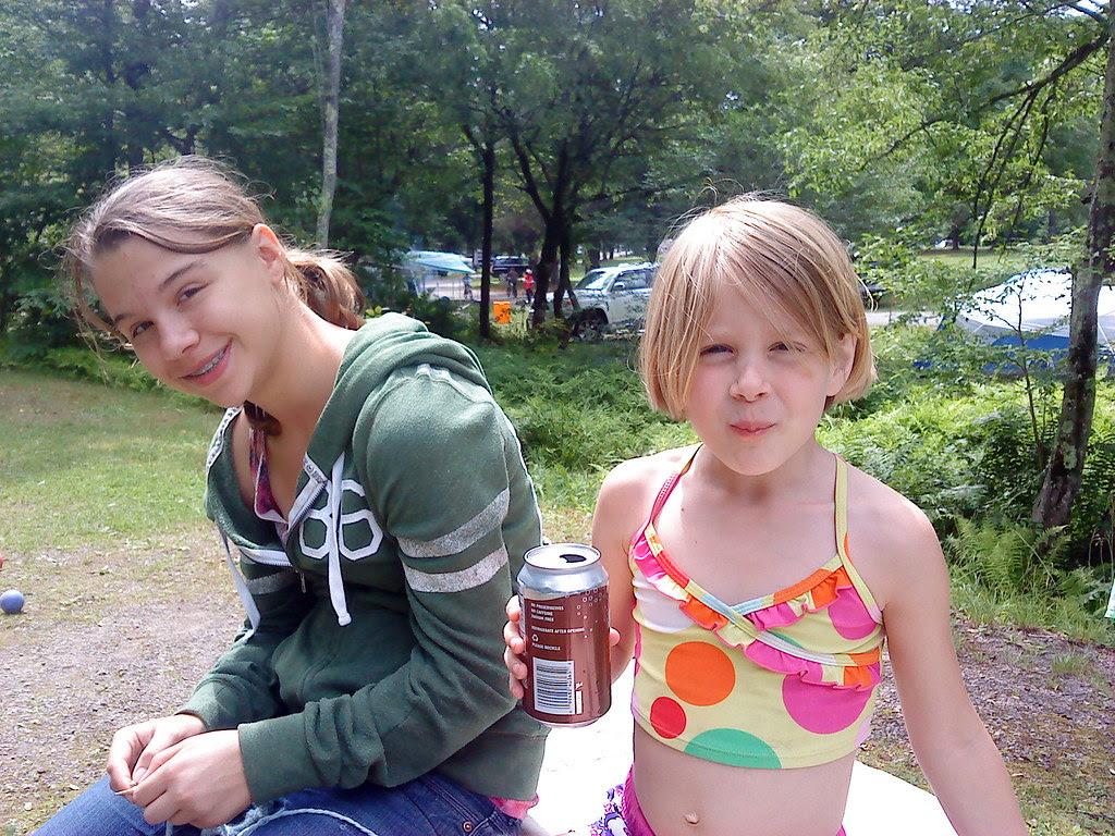 Beaver Kill Campground, NY State