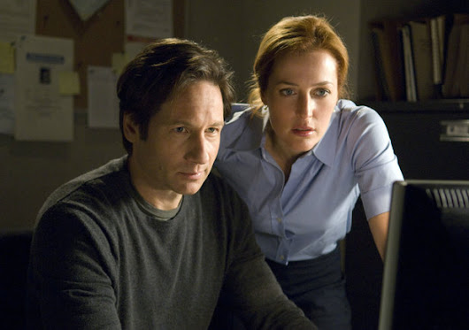 Is David Duchovny returning to The X-Files and Twin Peaks?