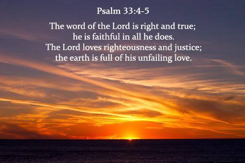 Psalm 33:4-5 (39 kb)