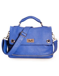 Image of Fifth Avenue Messenger - Blue