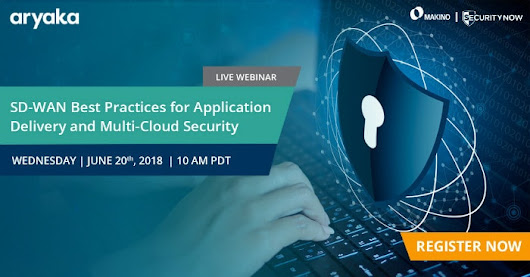 SD-WAN Security Best Practices for Multi-Cloud Connectivity | Aryaka Blog