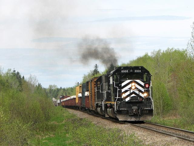 NBEC 6900 in Belledune