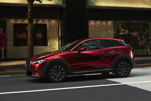 How the 2019 Mazda CX-3 Raises the Crossover SUV Standard