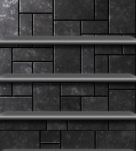 IPhone Wallpaper - Shelf Wallpaper HD