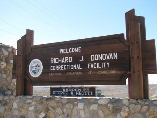 Donovan State Prison