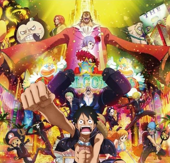航海王電影:GOLD 海賊王2016劇場版 One Piece Film Gold 線上看: 航海王電影:GOLD 海賊王2016劇場版 One Piece Film Gold ...